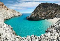 Stefanou Beach, Greece. #travel #bucketlist #hiddenbeaches