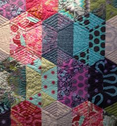 beautifulquilting tulapink quiltmarket 949x1024 Favorite Things: Houston Quilt Market