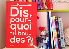 Dis pourquoi tu boudes ? Editions Seuil jeunesse  Livre pop-up thème animaux