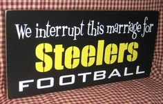 I'm a STEELERS girl!