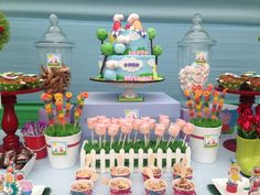Peppa Pig Birthday Party Ideas   Photo 7 of 15   Catch My Party