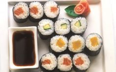 Japanese Nori Maki Sushi Recipes