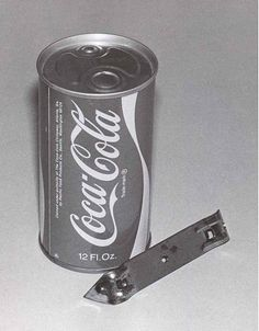 """Coke and a """"Churchkey"""" • """"It's called a churchkey for several reasons. The original openers used on bottles (before beer cans existed) looked similar to large, old-fashioned keys used by monks to open the church, as well as keep the precious beer they brewed safe. The name was then adopted to all tools used to open beer–with an ironic twist–for it is said if you used a churchkey opener (i.e. if you drank beer) you would be less likely to open the door of a church to attend…"""