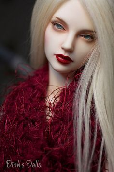 beautiful Carina again --credits to Dink's Dolls!