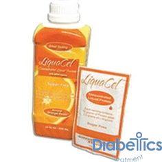 Global Health Products - GH92 - LiquaCel Ready-to-Use Orange Liquid Protein 32 oz.
