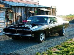 Charger Blower