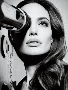 Angelina Jolie ❤️Studió Parrucchieri Lory (Join us on our Facebook Page)  Via Cinzano 10, Torino, Italy.