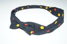 Haarband mit Schleife genäht von Sindy nach meinem Gratis-Schnittmuster: http://www.kreativlaborberlin.de/naehanleitungen-schnittmuster/haarband-mit-schleife-in-5-groessen-baby-erwachsene/