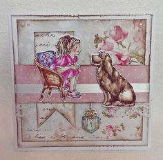 Created by Jessica Meyer for Crafter's Companion using Jayne Nestorenko Summer Adorables Collection -Birthday Girl Stamp & Die Set. Crafters Companion Cards, Homemade Skin Care, Party Games, Girl Birthday, Old Things, Projects, Project Ideas, Crafty, Boys