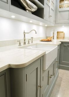 Granite & Wooden Kitchen Worktops - Tom Howley