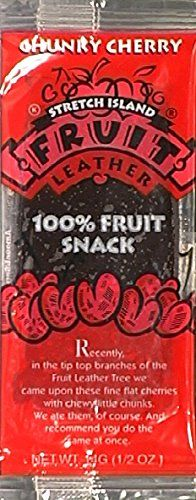 Stretch Island Orchard Cherry Fruit Leather 0.5 OZ(Pack of 12) >>> New and awesome product awaits you, Read it now