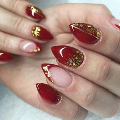 Red & gold <3