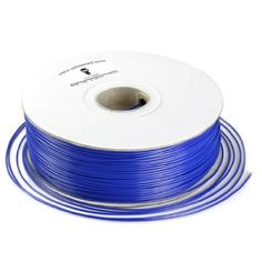 Industrial & Science: SainSmart 1.75mm imported PLA Filament 1kg/2.2lb blue for 3D Printers Reprap, MakerBot Replicator 2, Afinia, Solidoodle 2 The benefits of 3d printing manufacturing are many ways like as Create new structures and shapes for new product ,use new mixtures of materials for create unique and wonderful design, save time valuable time and quickly produce production with cheap manufacturing and exposed new product very shortest time. www.sunruy.com