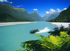 Located in the South Pacific Ocean, New Zealand might look small on a world map, but it's as diverse as several continents rolled into one. Learn more about New Zealand destinations and great places to go. New Zealand Destinations, New Zealand Travel, Travel Destinations, The Places Youll Go, Great Places, Places To See, Beautiful Places, Amazing Places, New Zealand Holidays
