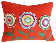 Eco Chic Bohemian Pillows - eclectic - pillows - vancouver - by PillowThrowDecor
