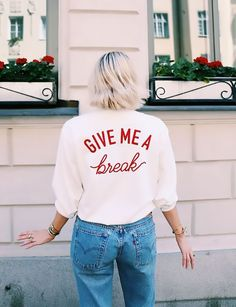 Give me a break, y'all. | The Glitter Guide