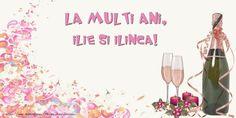Felicitari de Sfantul Ilie - La multi ani, Ilie si Ilinca!