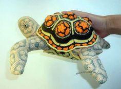 Вяжем черепаху