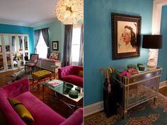 LIVE GLAM OR DIE: APARTMENT THERAPY