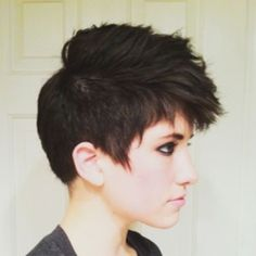 <3 I wouldn't mind my hair like this...