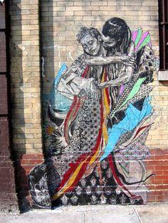 artistes street art 14 rue ... le monde est leur toile (35 photos)