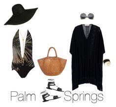 """Palm Springs Weekend"" by lexjarvis on Polyvore"