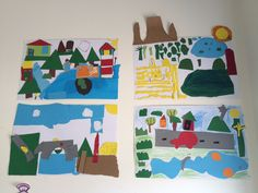 Model making to work landscapes. This was made by 2nd graders in my internship class and they learn all the vocabulary about landscapes by using it. Model making is always a good idea in CLIL and theycan also  do a show and tell to practice oral skills. Here you have an idea to develop creativity in children while learning without knowing. Laura (@LauraGonGar5) | Twitter