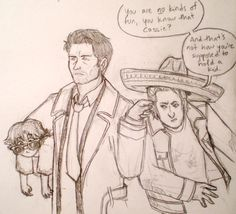 land of extremely stupid AUs, some more de-aged sam for your dash Supernatural Drawings, Supernatural Pictures, Supernatural Memes, Grumpy Cat Humor, Funny Cat Memes, Memes Humor, Funny Quotes, Boy Walking, Walking Dead