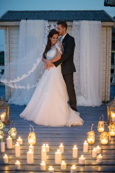 Wozu überhaupt ein After Wedding Shoot? Inspirationen am See von Marie Bleyer   Hochzeitsblog The Little Wedding Corner