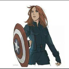 Nat using the shield