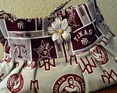 Texas Aggie Margaux Handbag