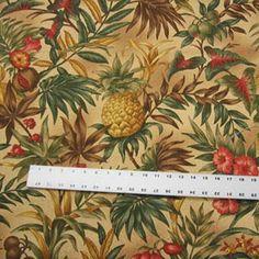 Pineapple Fabric, Fabrics, Fruit, Image, Tejidos, Cloths, Fabric, Textiles