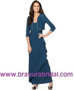 Mother of the Bride and Mother of the Groom Dresses by Alex Evenings now available at all three