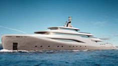 Fincantieri and Pininfarina unveil Ottantacinque concept | Boat International