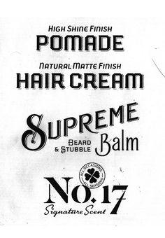 Good design makes me happy: Project Love: Sam's Barbers + Pomp & Co.