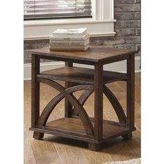Shop for Liberty Oak Side Table. Get free shipping at Overstock.com - Your Online Furniture Outlet Store! Get 5% in rewards with Club O!