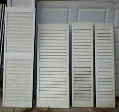 Windows for sale reclaimed recycled upcycled diy arts crafts on pinterest wooden windows for Arts and crafts exterior shutters