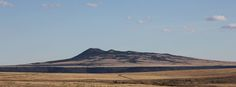 Eagle Tail Mountain is an extinct shield volcano from the Capulin phase of the Raton-Clayton Volcanic Field. Though it erupted ~1 million years ago, it is considered quite young.