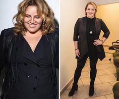Döbbenetesen lefogyott Tóth Vera: 32 kilót dobott le!