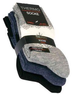 Damen Thermo Socken im 3er Pack