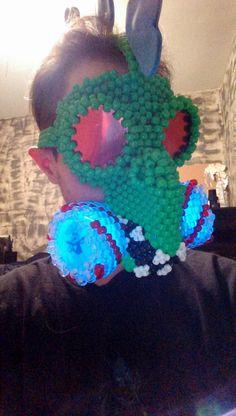 Reptar Kandi Gas Mask! Too cool