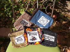 Magical Drawstring Belt Pouch Your Choice of by joliefemmebydiana