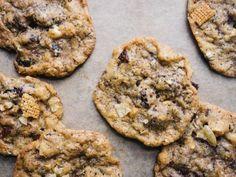 Compost Cookies, Invented by Christina Tosi, the sugar genius behind Momofuku Milk Bar