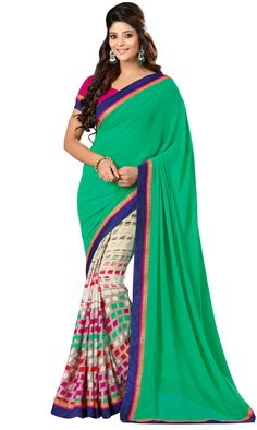 #unique #partywear #sarees in 1699/- Buy Now: http://fabyroots.com/sarees?p=2