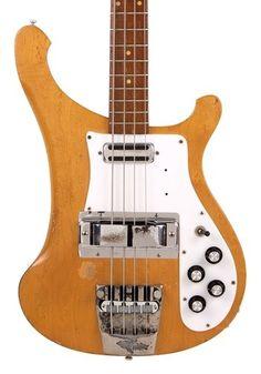 1968 Rickenbacker 4001S