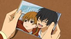 Image via We Heart It https://weheartit.com/entry/147532053/via/10061729 #anime #mizutanishizuku #yoshidaharu #tonarinokaibutsu-kun