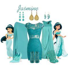 Jasmine by merahzinnia on Polyvore