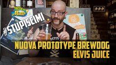 Assaggiamo il nuovo prototipo di #BrewDog: Elvis Juice http://www.facciadamalto.it/video/assaggiamo-il-nuovo-prototipo-di-brewdog-elvis-juice/ #Birra #IPA
