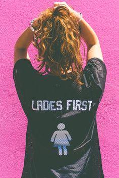 Ladies First Jersey