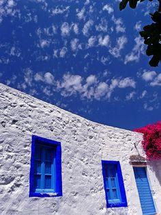 House, Milos island